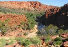The East McDonnell Ranges - Alice Springs