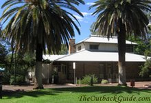 Adelaide House in Alice Springs