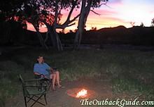 Camping at Ruby Gap