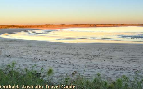 Broome Beaches: Middle Lagoon, Western Australia