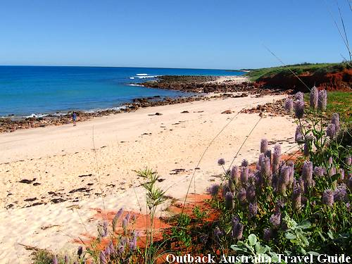 Broome Beach: Quandong, Western Australia