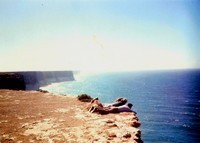 The Great Australian Bight, south coast