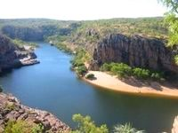 Katherine Gorge National Park in Australia