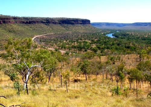 Outback View: Victoria River Escarpment