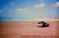 The best Kimberly beach: Cable Beach in Broome