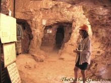 Historic Opal Mine