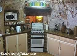 Coober Pedy Underground Home