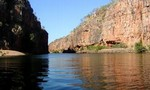 View during Katherine Gorge cruise