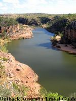 Lookout in Katherine Gorge National Park