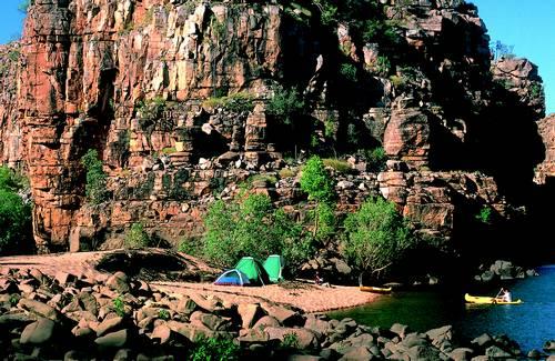 Camping at Smitt Rock