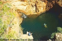Another rock pool in the Kimberley