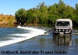 Flooding is not uncommon in the Australian Outback