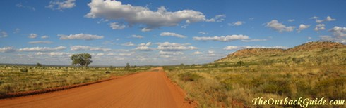 The Tanami Desert