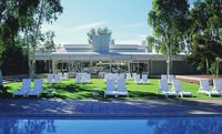 The Uluru Hotel Desert Gardens