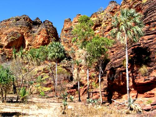 Kimberley Rock Formations