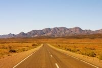 Australian Outback Highway