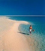 Easy to see why Cable Beach in Broome is one of he world's top five beaches.