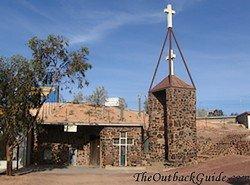 Underground Church Entrance