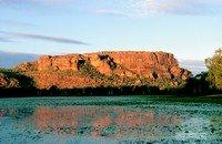 Nourlangie Rock and Anbangbang Billabong