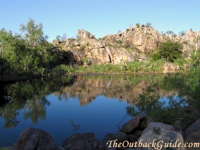 A last look at Koolpin Creek