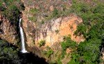 Litchfield National Park, Tolmer Falls