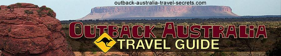 The Australian Deserts - Facts, Information, Outback Travel