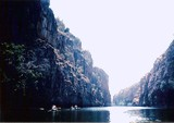 Early morning in Katherine Gorge