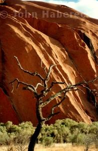 Base of Uluru