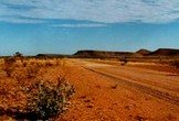 Outback climate: desert climate