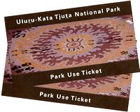 Uluru-Kata Tjuta National Park tickets