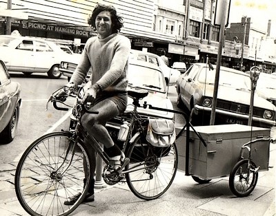 An Outback Travel Trailer in 1972...