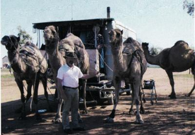 Travelling with Camels