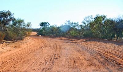 Corrugated Road