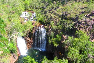 Litchfield in April: Swimming at Florence Falls