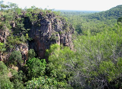 Litchfield National Park: View From The Tabletop Range